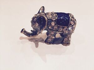 Metal elephant with hidden storage Chatswood Willoughby Area Preview