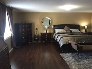 Large Fully Furnished Lower level of home Walkout