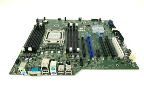 Dell 09M8Y8 Workstation Motherboard W/ CPU INTEL XEON E5-1620V2 3.70GHZ