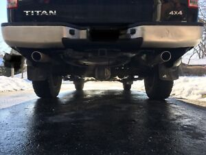 MBRP Exhaust System for Nissan Titan