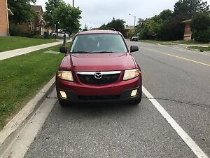 2008 Mazda Tribute 4cyl Awd certified e tested low km!!!!