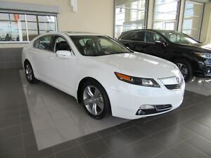 2013 Acura TL NAVI, SH--AWD, HEATED&LEATHER SEATS.