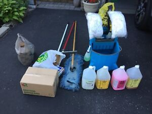 Cleaning Supplies small bulk
