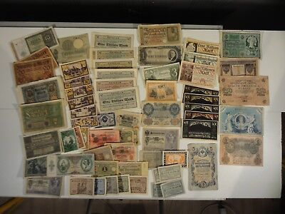 1 Posten Notgeld  Scheine   66 Stück Nr.576