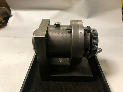 Machinist Lathe Mill Tool Makers 5c 5 C Collet Spinning Indexing Fixture Ofce