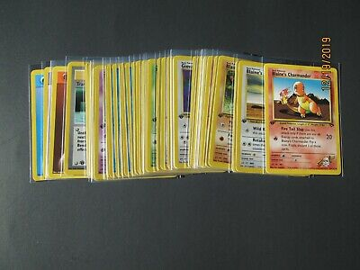Used, Pokemon COMPLETE 1ST EDITION GYM CHALLENGE 49/132 COMMONS - (UNPLAYED) for sale  Shipping to Nigeria