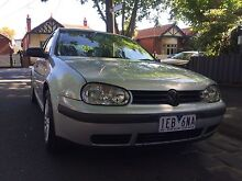 Vw Golf mk4 1.6l petrol manual St Kilda Port Phillip Preview