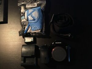 Sony A7 + accessories