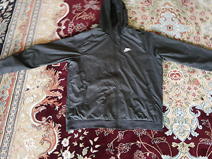 NIKE WINDRUNNER JACKET BLACK // SIZE XL // RRP: $120! Para Hills Salisbury Area Preview