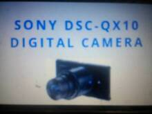 Sony DSC-QX10 digital cyber-chot[i don't reply on emails] Ermington Parramatta Area Preview