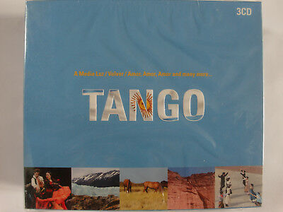 Tango - The Best of Argentinia - 3 CDs - Adios Muchachos, Amor, Buenos (Best Of Buenos Aires)