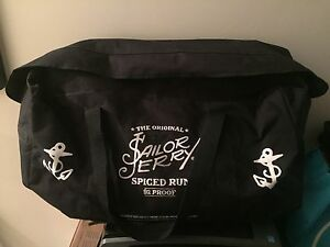 Sailor Jerry Spiced Rum duffel bag