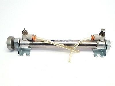 American 750dvs-5.00-4 Double Acting Pneumatic Cylinder 34 Bore 5 Stroke