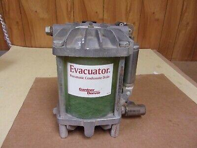 Gardner Denver 7003108 Evacuator Pneumatic Condensate Drain Max Psi 200