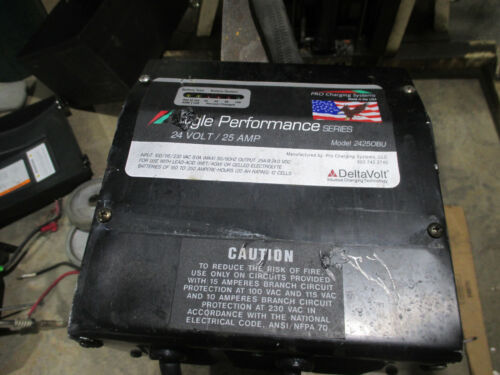 NSS OEM on board battery charger Pt. # 6497531 For 2022ABLT burnisher