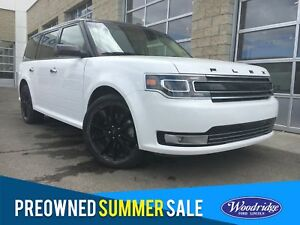 2018 Ford Flex Limited 3.5L V6, AWD, 7 PASSENGER, NAVIGATION,...