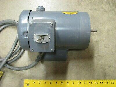 Baldor 1-12 Hp Electric Motor 1-phase 3450 Rpm 115 Volt Ac 35h622-600-m00