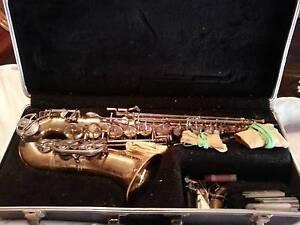 Selmer Bundy II U.S.A, Alto Saxophone Kurwongbah Pine Rivers Area Preview