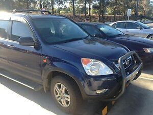 2002 Honda CR-V sport. Moss Vale Bowral Area Preview