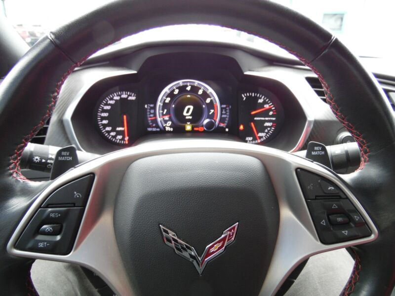 Image 19 Voiture American used Chevrolet Corvette 2016