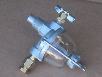 Sediment Gas Fuel Bowl Assembly For Ih International Farmall 100 130 140 200 230