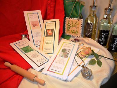 Blended Sampler Tea - SAMPLER/SAMPLERS of ALL my herb blends~tea~bath~cooking