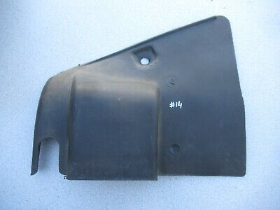 Porsche 911 Engine Compartment Electrical Panel Cover #14