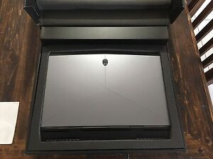 Alienware 17 R4 Brand New in Box 6700HQ GTX 1060 6gb Warranty/Receipt Geelong Geelong City Preview