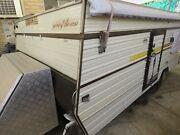 Wind Up  Camper Trailer / Camper Van Huntfield Heights Morphett Vale Area Preview