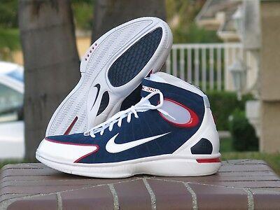 Nike Air Zoom Huarache 2K4 Men's Basketball Sneakers 308475-400