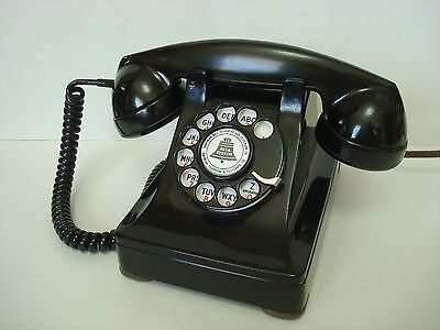 Antique Western Electric telephone Model 302    Restored Working Beauty
