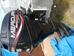 15hp mercury outboard