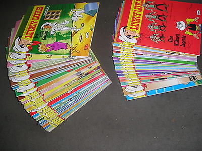 Lucky Luke 25 verschiedene UNGELESENE Bände in TOP!