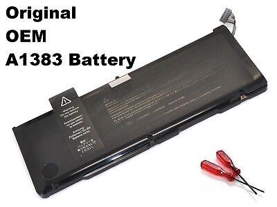 "New OEM Battery A1383 for Apple 2011 A1297 MacBook Pro 17"" MC725LL/A MD311LL/A"