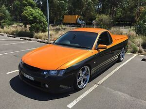 2003 Holden Commodore Ss ute custom cammed hirise ls1 Collaroy Manly Area Preview