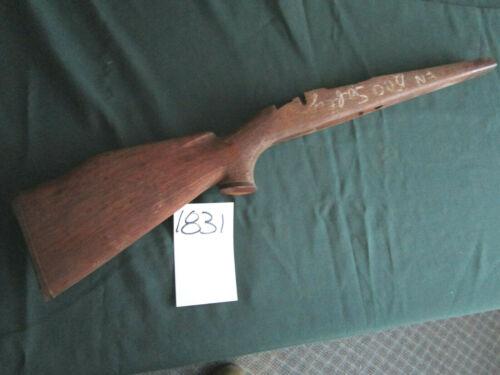 FN MAUSER SEMI FINISHED SPORTER WALNUT STOCK   1831