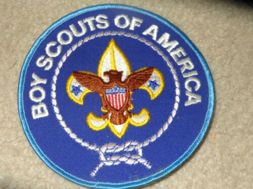 Boy Scout BSA Scouts America Contingent Jacket 2019 World Jamboree Traded Patch