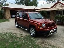 2012 Jeep Patriot 5 Door Wagon Auto transmission CVT Petrol Karalee Ipswich City Preview