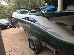 1997 Seadoo Challenger 1800 Bilgola Pittwater Area Preview