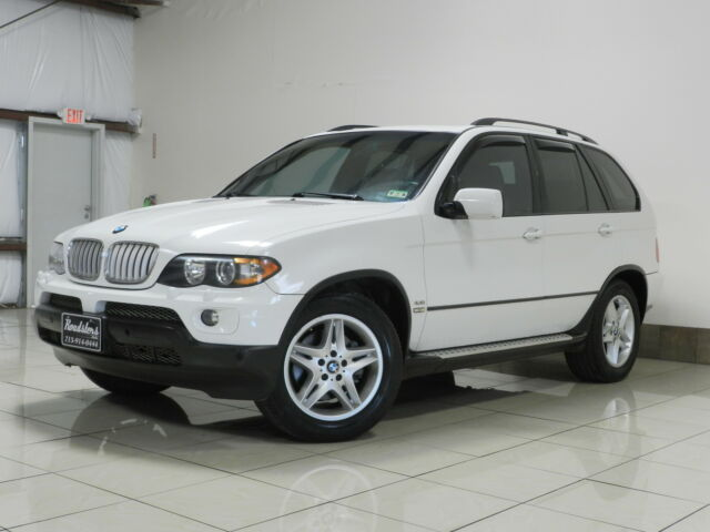 Image 1 of BMW: X5 4dr AWD 4.4i…