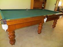 BILLIARD TABLE Slate 8x4 The Oaks Wollondilly Area Preview