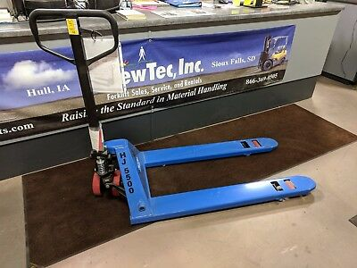 New Pallet Jack 5500 Pound Capacity