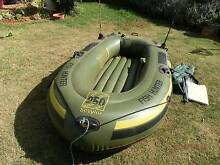 Fish Hunter inflatable (Sevlor) Blakeview Playford Area Preview