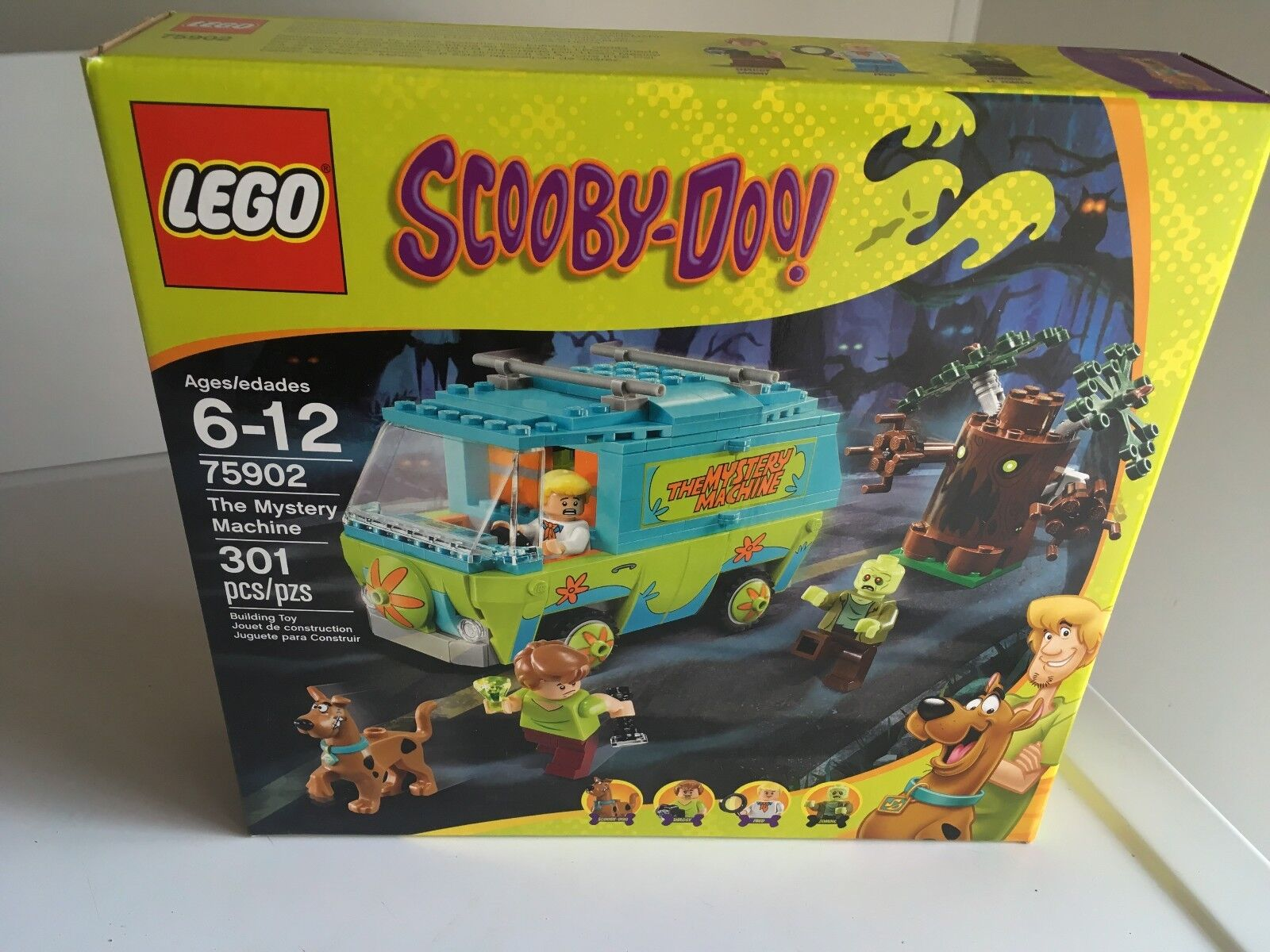 Lego - LEGO Scooby-Doo 75902 The Mystery Machine Brand New!!