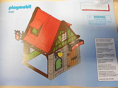 """Playmobil Set 6463  """"Fachwerkhaus Schneiderei"""" NEU"""