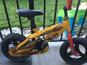 Kids bike Flash McQueen 12''
