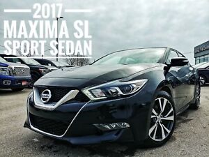 2017 Nissan Maxima SL Advanced Safety Features  FREE Delivery