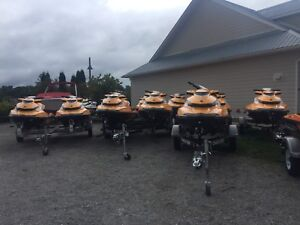 Seadoo 130hp - Fleet for sale