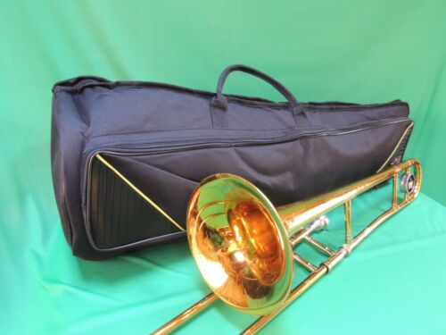 NICE King 🎵 USA 606 Trombone TEMPO Refurbished Marching Student 38 233767