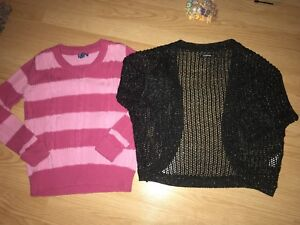 Girls Sweater and Shrug